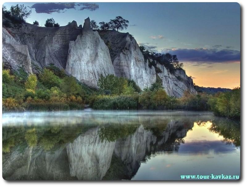 Горные реки на северном кавказе